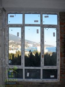 заказать пластиковые окна в форосе