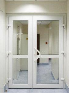 входные пвх двери какие бывают