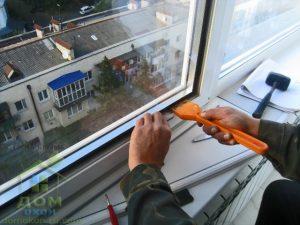 Раздвижные пластиковые двери, пластиковые окна в Ялте