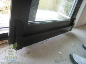 пластиковые раздвижные двери