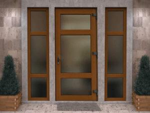 заказать входные двери