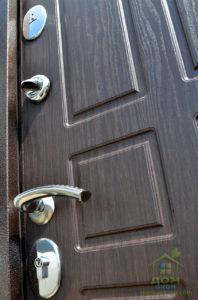 входные металлические двери веста