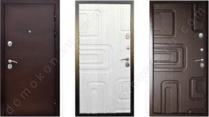 входные металлические двери атлант