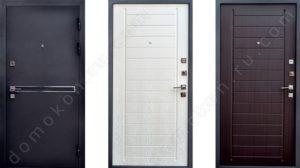 входные металлические двери горизонталь