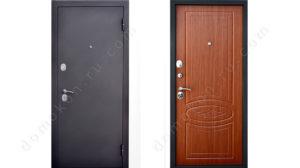входные металлические двери гранда орех