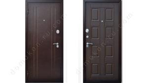 входные металлические двери карат