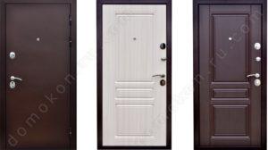 входные металлические двери консул