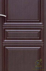 входные металлические двери консул шоколад