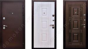 входные металлические двери леда