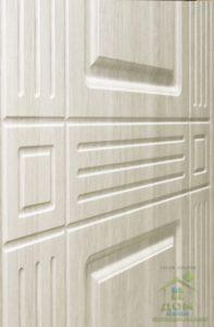 входные металлические двери леда белая