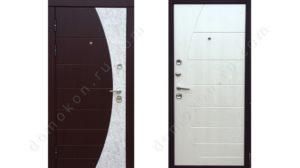 входные металлические двери милан