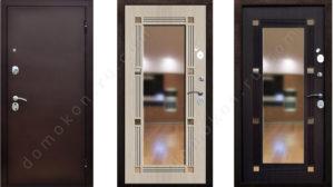 входные металлические двери роста