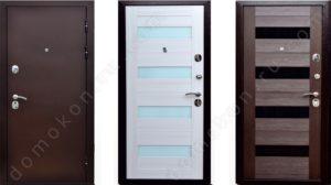 входные металлические двери триумф