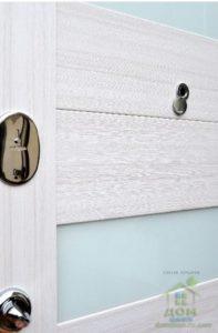 входные металлические двери триумф белая