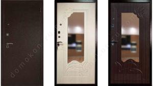 входные металлические двери аката