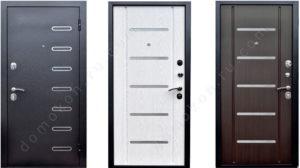 входные металлические двери оскар цветная