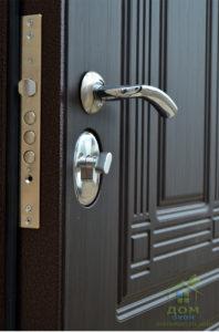 входные металлические двери стандарт венге
