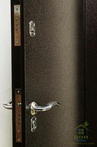 входные металлические двери наружная