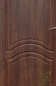 входные металлические двери веста орех