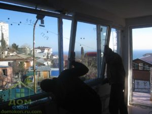 купить пластиковые окна с установкой в виноградном