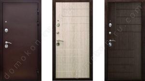 входные металлические двери вега