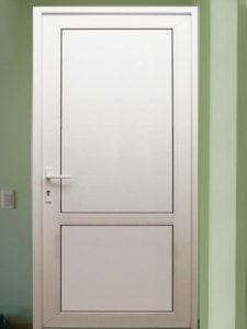 межкомнатная пластиковая дверь 2