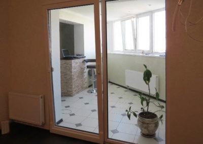 раздвижные пластиковые окна и двер