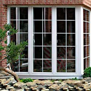 окна со шпроссами